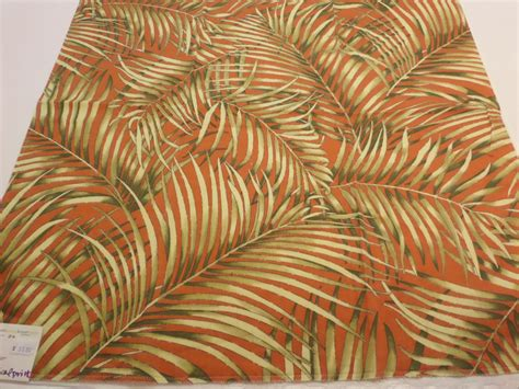 tropical print upholstery fabric palm fabric kravet tropical print fabric by fabricsles10