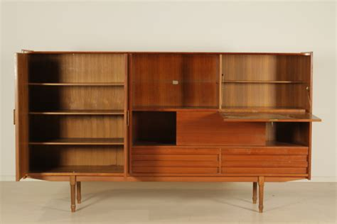 credenza anni 50 credenza anni 50 mobilio modernariato dimanoinmano it
