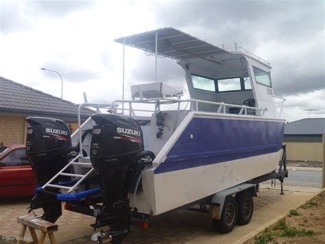 cat boats for sale wa custom ali cat reduced power boats boats online