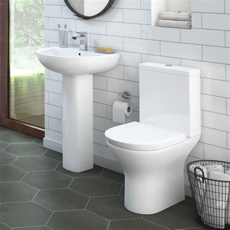 Orion 4 Piece Bathroom Suite Available From Victorian Modern Bathroom Suite