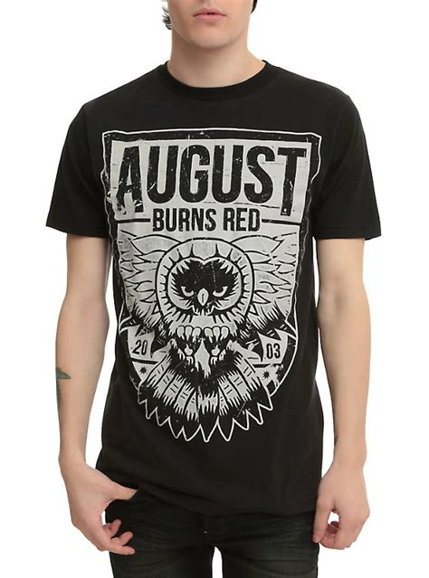Md Owl Fit Xl august burns owl t shirt topic