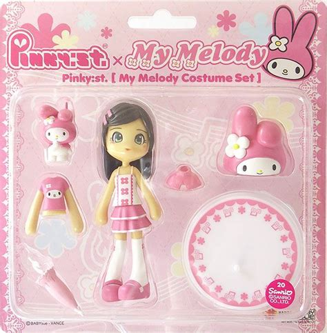 Figure Hello Crossover Sanrio Costume Set 4 20 best images about toys on 3d building