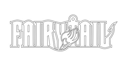 fairy tail coloring page by doremefasoladedo on deviantart