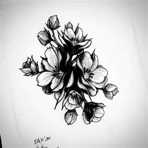 46 geranium tattoos designs and ideas