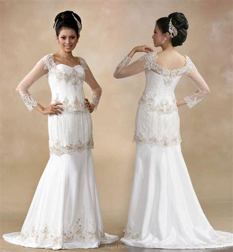 Wedding Dress Indonesia by Wedding Kebaya Wedding Inspirasi