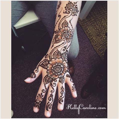 henna tattoo artist detroit floral henna on the today at the studio for a