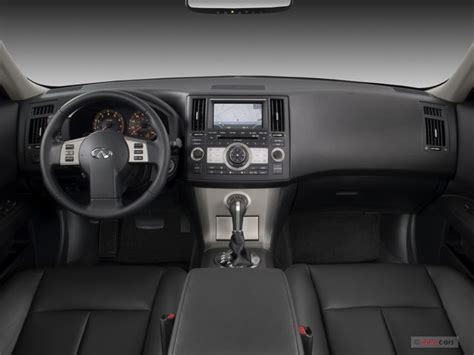 2008 infiniti fx pictures dashboard u s news world report