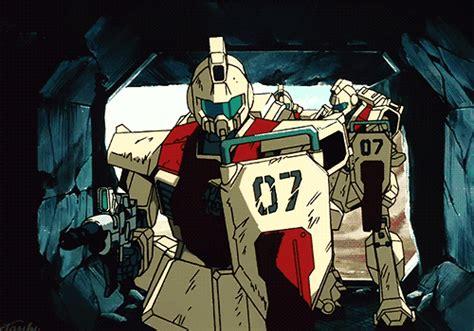 Kaos Gundam Mobile Suit 68 gundam 08th ms team