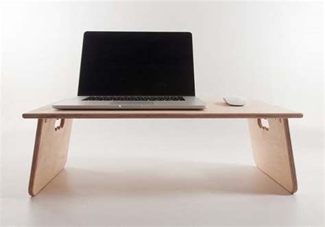 Handmade Computer Desk - the handmade fold away laptop desk by bee9 gadgetsin