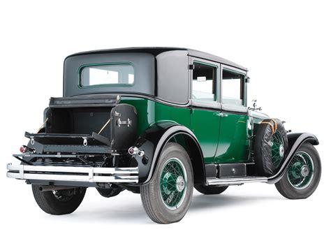 1928 Cadillac Town Sedan by 1928 Cadillac V8 341 A Town Sedan Armored