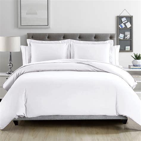 bamboo comforter set white silky bamboo duvet cover set