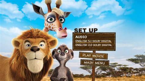 animal united 2010 animals united 2010 dvd menus