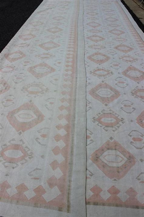 cotton dhurrie rugs sale large vintage cotton dhurrie with pastel colors for sale