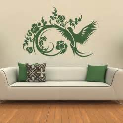 pics photos floral wall stickers decals flower decor