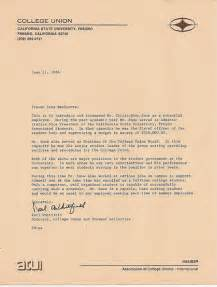 letter of recommendation ctsnow flickr