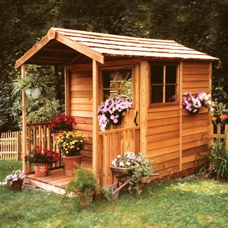 potting shed potting house garden potting shed wood