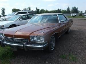 73 Buick Electra Used 1973 Buick Electra 225 For Sale
