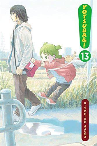 Yotsuba Vol 9 yotsuba junglekey image