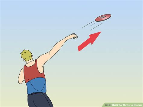 8 Steps To Throwing A Fantastic by How To Throw A Discus With Pictures Wikihow
