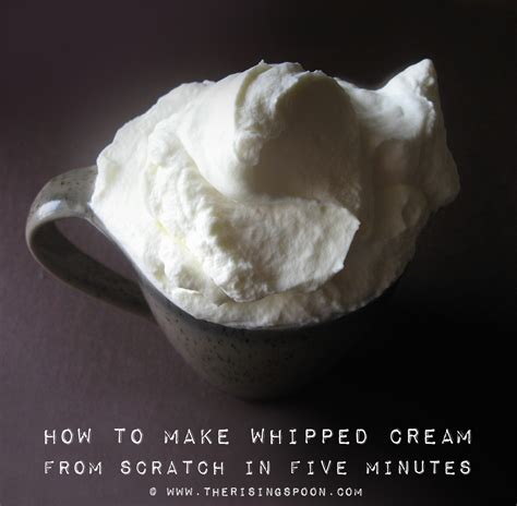 what can you do with whipped cream in the bedroom how to make whipped cream from scratch so you can ditch