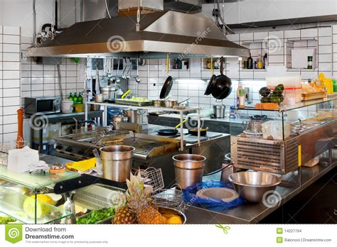 professional kitchen professional kitchen stock photo image of restaurant