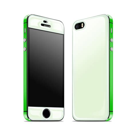 Green Iphone All Hp glow gel combo atomic neon green iphone 6 6s iphone 5 5s adaptation la touch