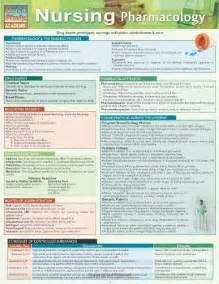nursing pharmacology quick study academic inc
