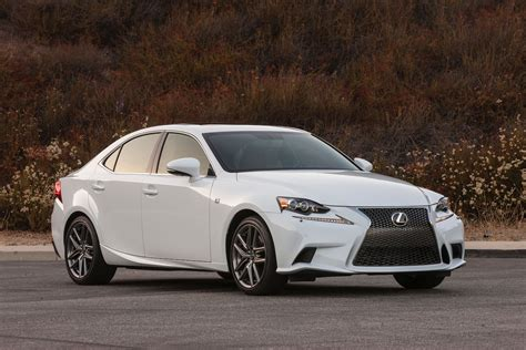 2016 Lexus Is300 Reviews And Rating Motor Trend Canada