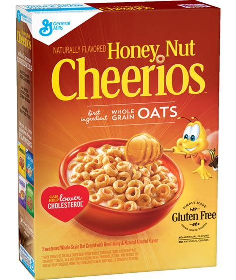 cheerios 4 whole grains 10 healthy cereals you actually want to eat cus