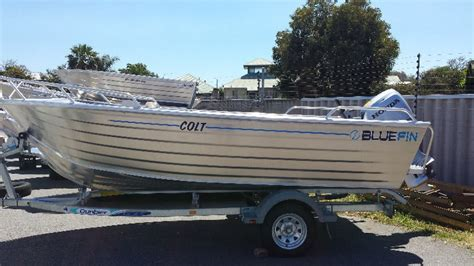 bluefin boats for sale new bluefin 4 5mtr colt honda 50hp package trailer