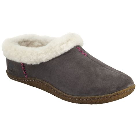 sorel womens slippers sorel s nakiska slippers