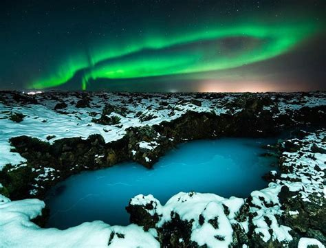 iceland blue lagoon and northern lights package 17 best northern lights at blue lagoon images on pinterest
