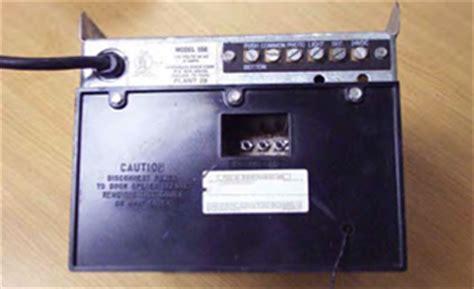 Overhead Door Model 555 Garage Door Keypad Programming Help