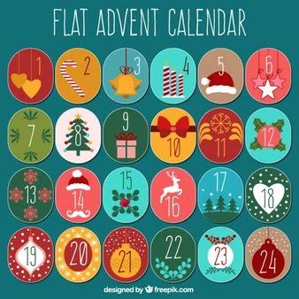 design advent calendar advent vectors photos and psd files free download