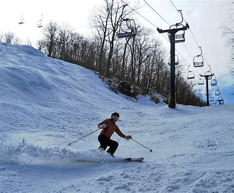 Blue Knob Ski Report by Firsthand Report Annual Dcski Gathering At Blue Knob