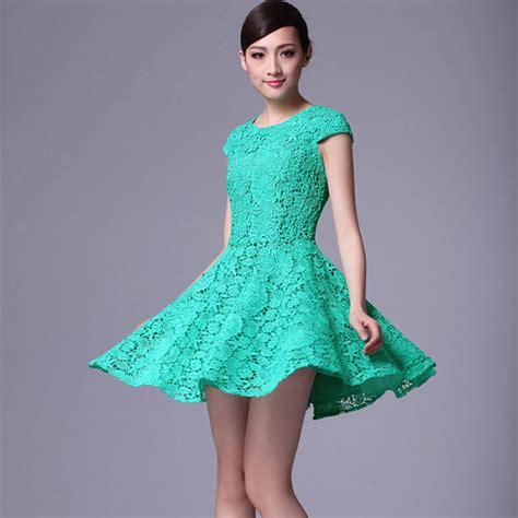 imagenes de vestidos verdes cortos vestidos verdes con encaje