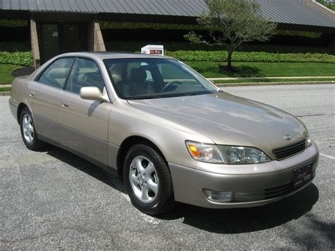 lexus es300 1998 lexus es 300 information and photos zombiedrive