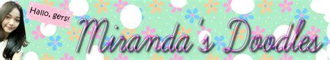 Sho Kuda Miranda miranda s doodles review shoo kuda mane n