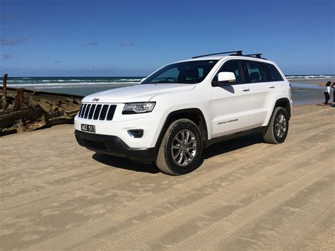 Jeep Cheroke Review 2016 Jeep Grand Laredo Review Fraser Island