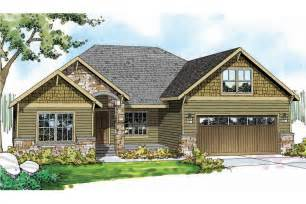 Craftsman Homes Plans Craftsman House Plans Cascadia 30 804 Associated Designs