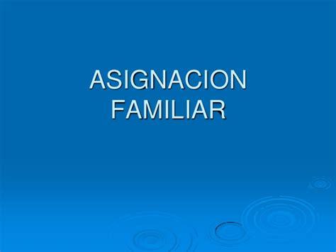 la asignacin familiar por ayuda escolar anual es el pago anual por que son las asignaciones familiares info anses