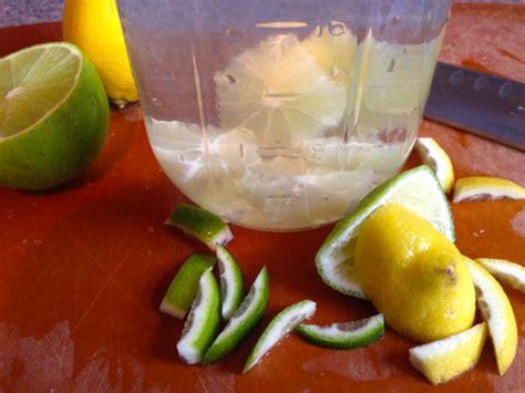 membuat infused water lemon agar tidak pahit 8 resep infused water sederhana agar air putih jadi