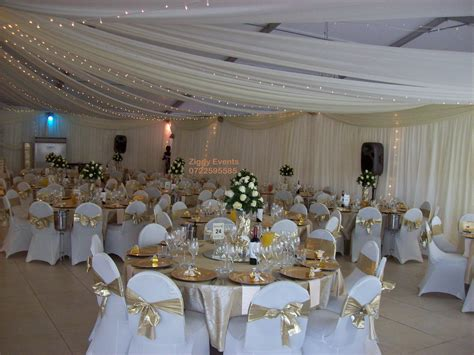 wedding decorations wedding decor umtata mthatha ziggy events