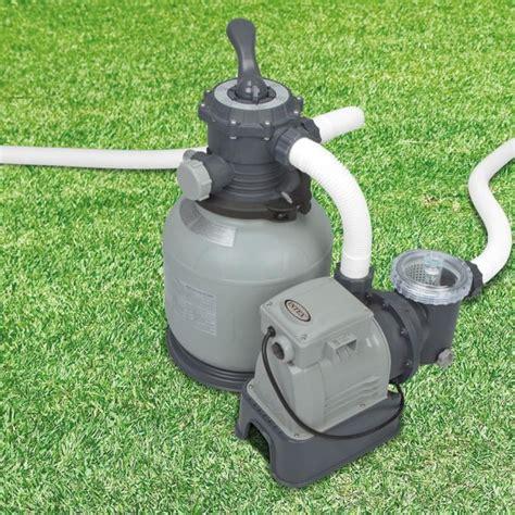 Filtre Piscine Intex A 7971 by Intex Filtre 224 6000 L H Achat Vente Pompe