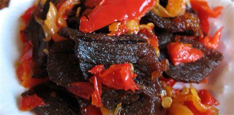 Balado Minang Dari Singkong Promo 3bks ini daftar masakan padang paling enak di mata para pemburu kuliner