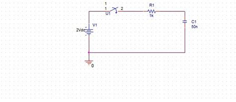 voltage across capacitor matlab matlab charging a capacitor calculations and pspice simulation don t match electrical