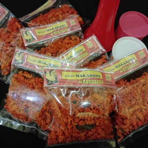 makaroni pedas spiral bantat  gr hot spicy fusilli