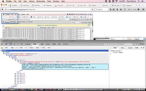 tutorial update wordpress wordpress upgrade implications tutorial robert james