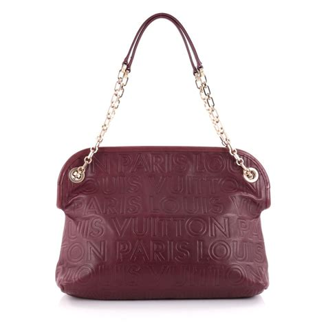 Jual Tas Bag Lv Capucines Limited Edition Leather Mirror 3 Tone buy louis vuitton limited edition souple wish bag 2295903 trendlee