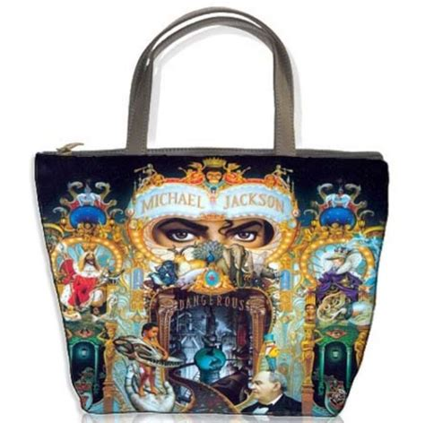 Sling Bag Mj 9881 new michael jackson dangerous bag handbags gift ebay